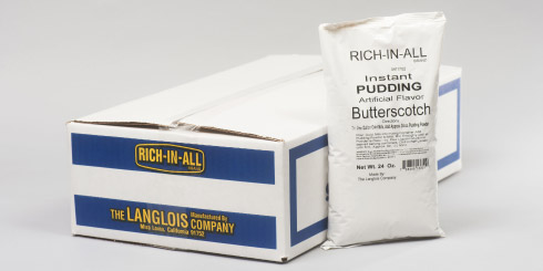 Butterscotch Pudding Powder Packaging